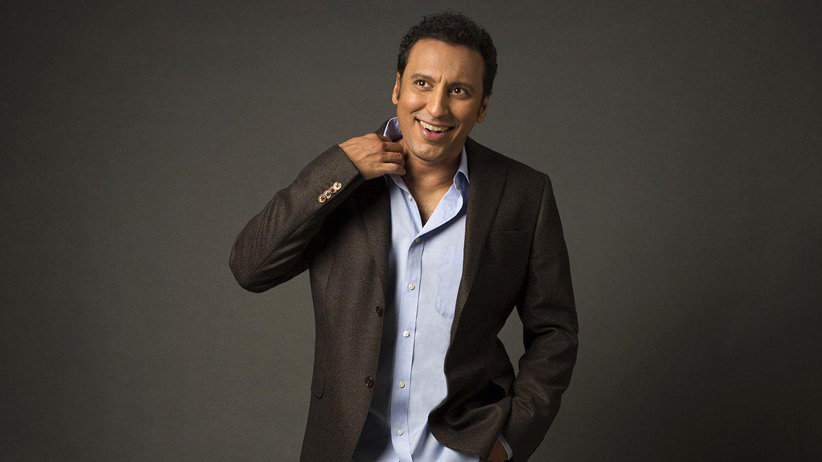 Aasif Mandvi on the Future of Entertainment